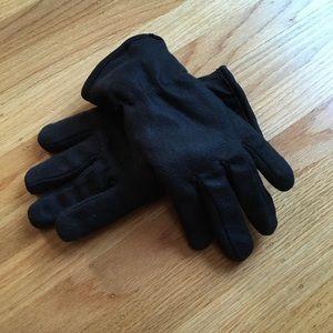 New fleece lined gloves
